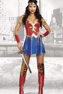 Trang Phục Wonder Woman 4