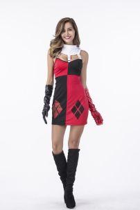 Trang Phục Harley Quinn 3