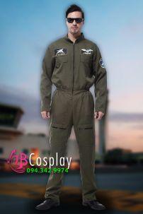 Trang Phục Pilot