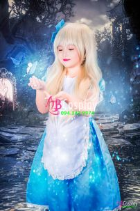 Trang Phục Alice Trẻ Em 2