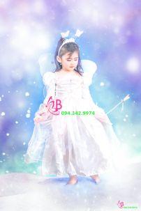 Trang Phục Thiên Thần Giáng Sinh (trẻ Em) 1
