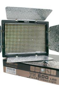 Đèn LED YONGNUO 600 Bóng (YN600 ProLED)