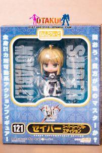 Mô Hình Nendoroid 121 Saber - Fate