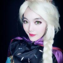 Tóc Elsa - Đồ Elsa