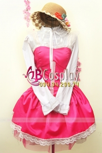 Đầm Lolita
