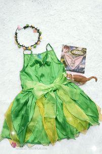 Đầm Tinker Bell Cho Bé