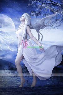 Trang Phục Nữ Thần 7 (Nữ Thần Mặt Trăng)
