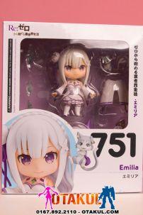 Mô Hình Nendoroid 751 - Emilia