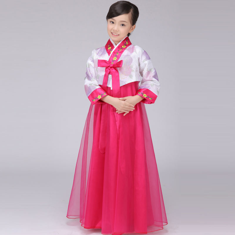 Hanbok Bé Gái 6625
