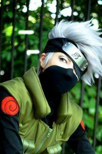 Tóc Giả Kakashi - Naruto