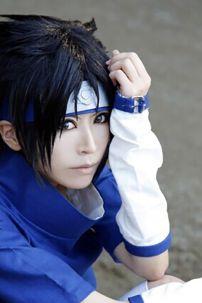 Tóc Giả Sasuke 6711 Trong Naruto
