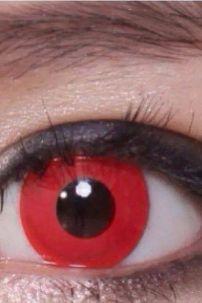 Kính Áp Tròng Đỏ - Royal Red