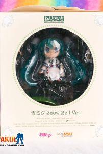 Mô Hình Nendoroid 493 Miku Snow Bell Ver