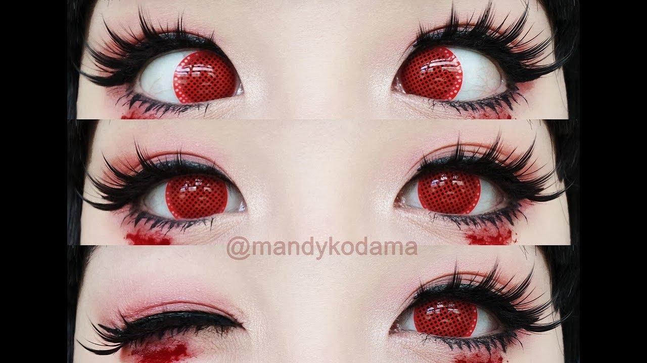 Crazy Lens - Red Screen