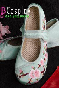 Giày Thêu 8