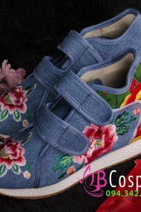 Giày Thêu 9