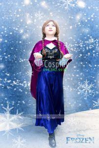 Trang Phục Anna (Frozen) 1