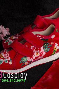 Giày Thêu 10
