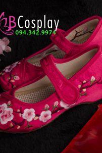 Giày Thêu 11