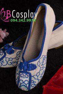 Giày Thêu 12