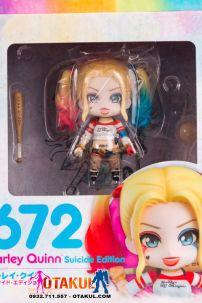 Mô Hình Nendoroid 672 - Suicide Squad: Harley Quinn