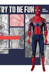 Trang Phục Người Nhện Spider Man - Avenger Nhện Infinity War