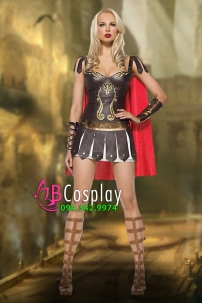 Trang Phục Nữ Chiến Binh La Mã