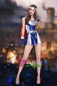 Trang Phục Thor Nữ 2