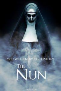 Trang Phục Valak (The Nun) Tặng Thắt Lưng