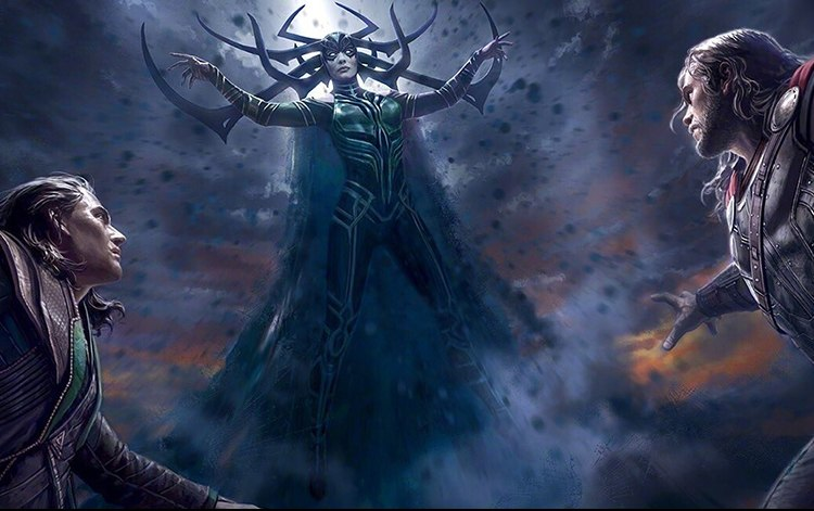 Trang Phục Hela - Thor: Ragnarok