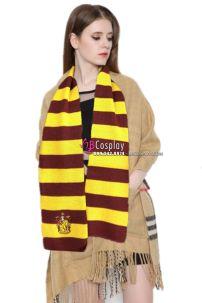Khăn Choàng Cổ Harry Potter Nhà Godric Gryffindor