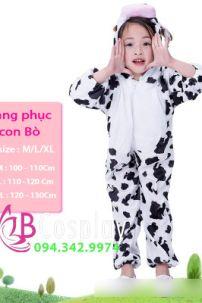 Đồ Thú Giá Rẻ Con Bò Sữa