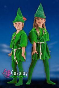 Trang Phục Peter Pan (Trẻ Em)
