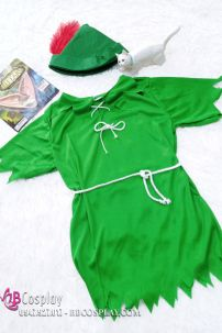 Trang Phục Peter Pan Trẻ Em