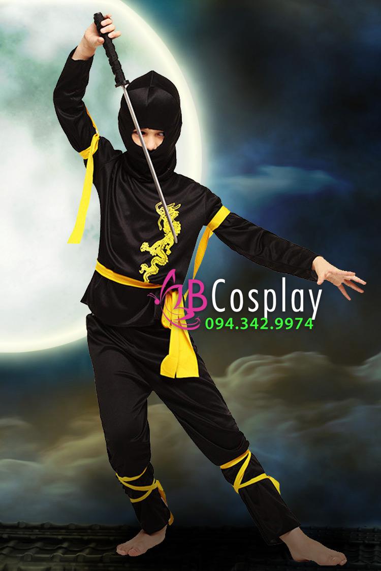 Trang Phục Ninja (Trẻ Em) 7943