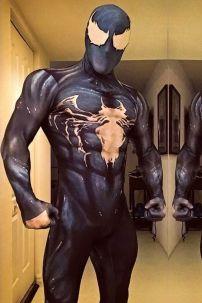 Trang Phục Venom (Nhện Đen)
