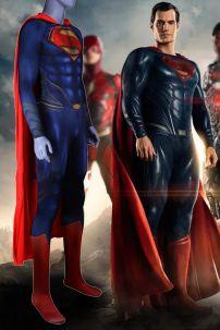 Trang Phục Siêu Nhân In 3D (Superman - Justice League)