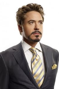Tóc Giả Tony Stark - Iron Men
