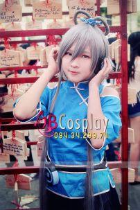 Trang Phục Vocaloid China
