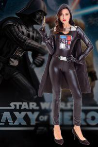 Trang Phục Dark Vader - Star War Phiên Bản Nữ