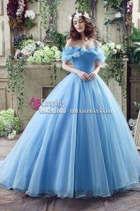 Đầm Lọ Lem Cinderella Disney