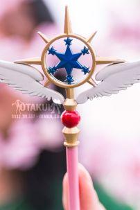 Móc Khóa Mộng Trượng Sakura - Cardcaptor Sakura 2019 - Xanh