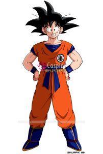 Trang Phục Son Goku