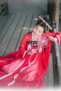 Hán Phục Hồng Vũ