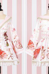 Waloli Váy Hồng