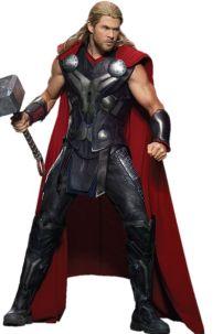 Trang Phục Thor 2