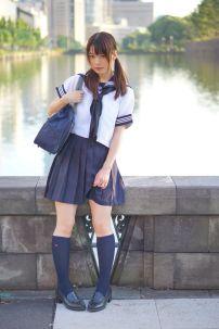 Đồng Phục Học Sinh Nhật Cơ Bản