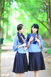 Trang Phục Nữ Sinh Trung Hoa