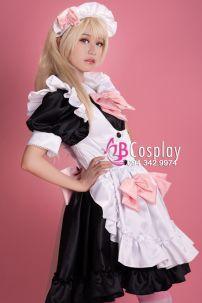 Đồ Super Lolita Maid 2 - Nàng Hầu Nhật Bản Cao Cấp