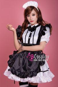 Đồ Siêu Lolita Maid 3 - Nàng Hầu Nhật Bản Cao Cấp